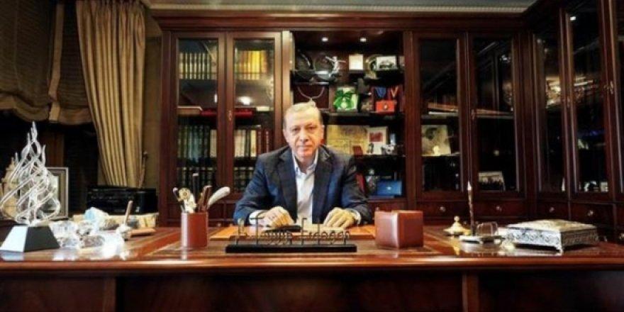Erdoğan: Anayasa teklifi Meclis'ten geçecektir