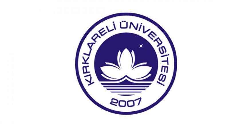 Kırklareli Üniversitesi Öğretim Üyesi Alım İlanı