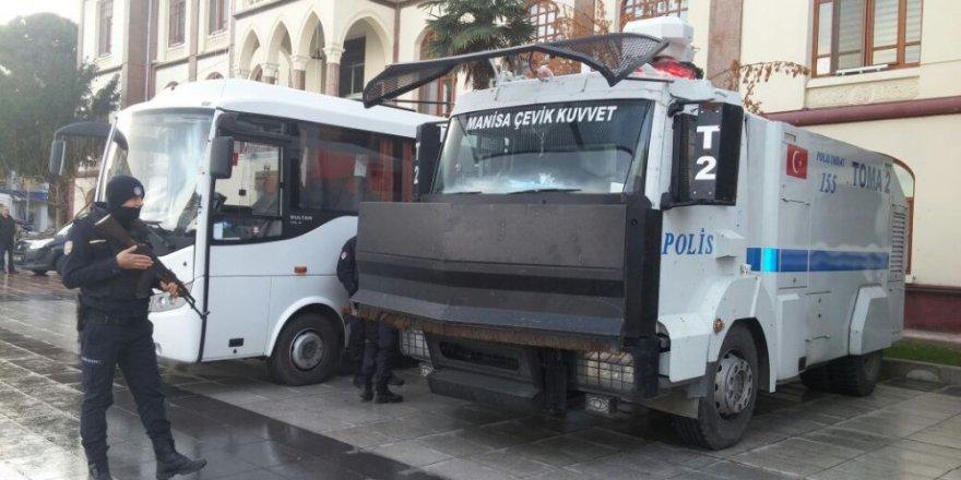 HDP il binasında arama