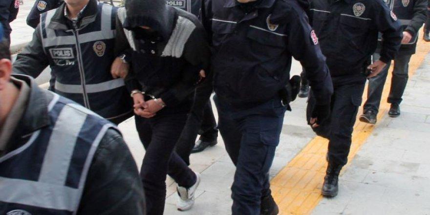 Antalya'da FETÖ operasyonu: 40 gözaltı