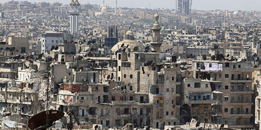 Halep'teki tahliyeye Esad engeli!