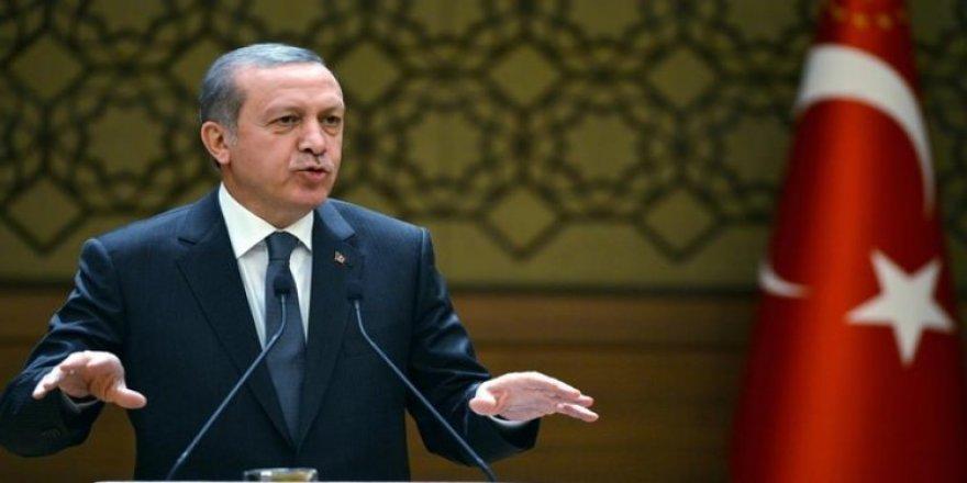 Erdoğan:Milli seferberlik ilan ediyorum...