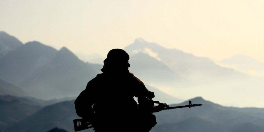 Şırnak'ta Çatışma - 1 PKK'lı terörist öldürüldü
