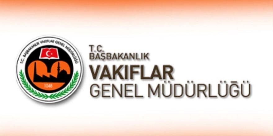 Vakıflar Genel Müdürlüğü burs sonuçları açıklandı
