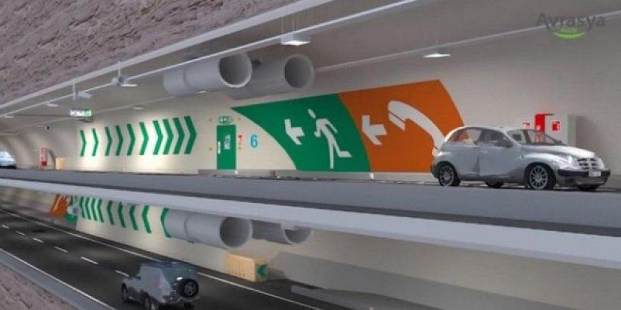 Avrasya Tüneli geçiş ücreti 15 TL