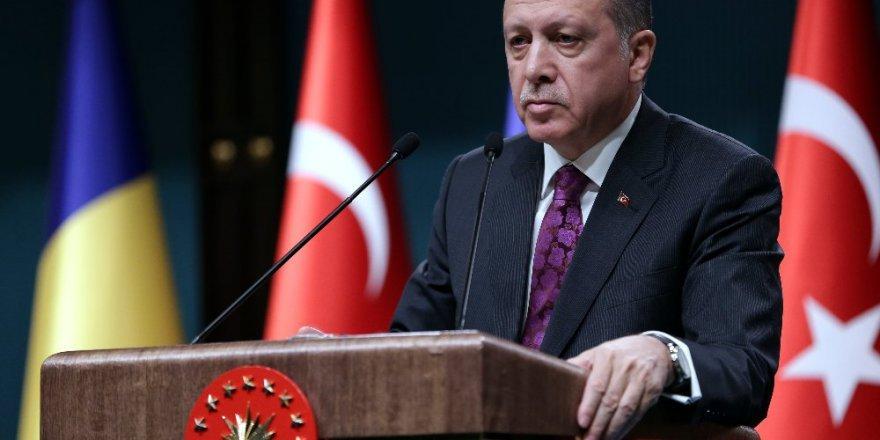 Erdoğan: Suikastçı FETÖ terör örgütüne mensup