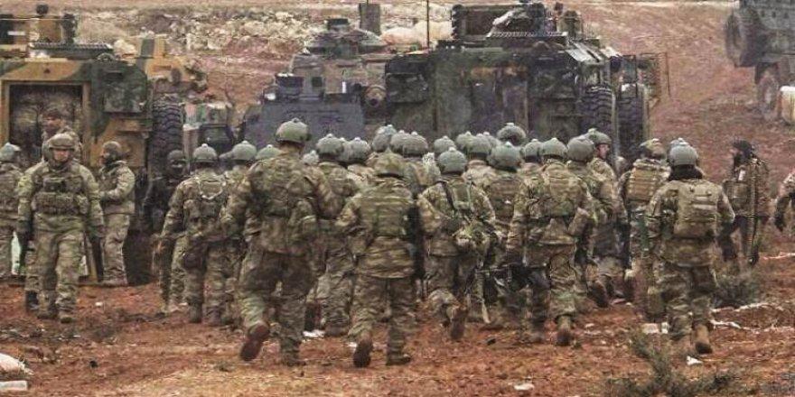 500 komando El Bab'a sevk edildi