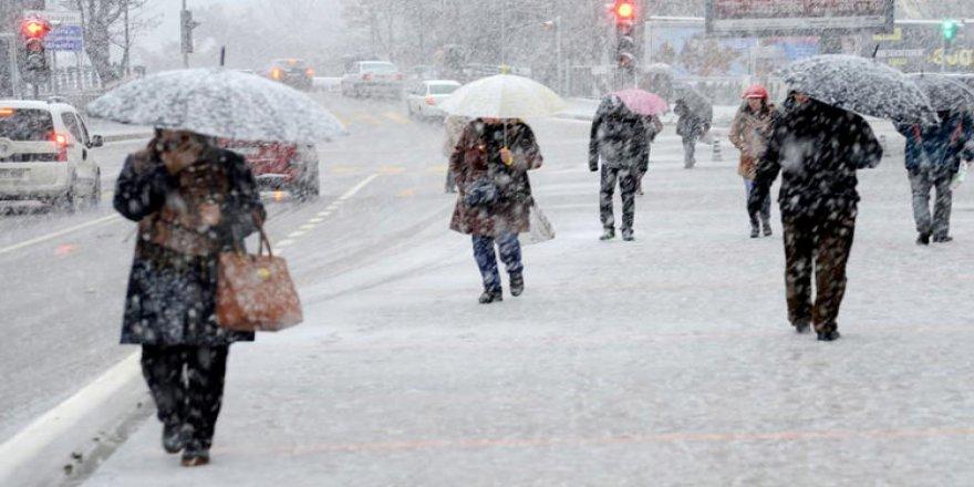 Meteoroji uyardı! Yoğun kar yağışı geliyor-Haritalı