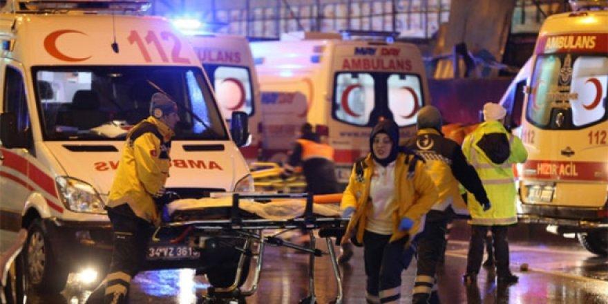 Ortaköy saldırısında ölenlerin isim listesi