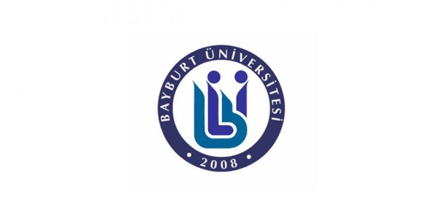 Bayburt Üniversitesi Öğretim Üyesi Alım İlanı