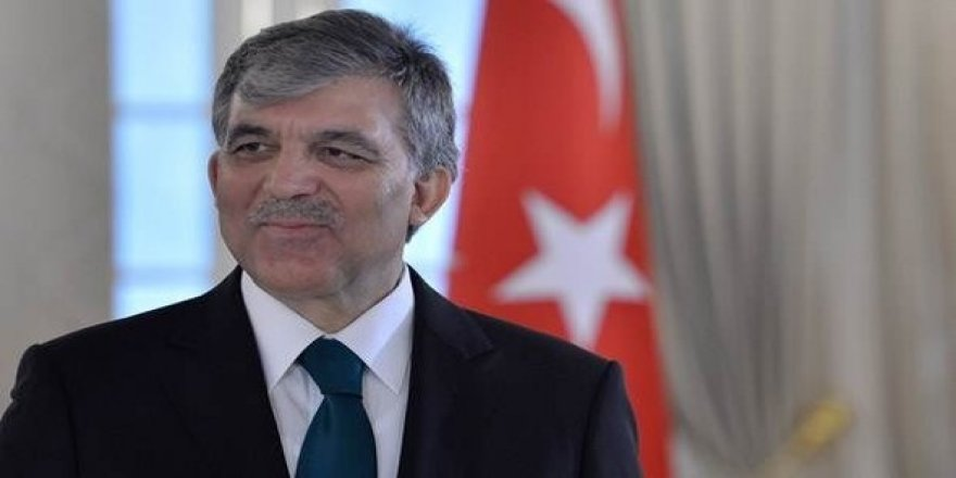 Abdullah Gül: FETÖ'yle hiçbir zaman ilişkim olmadı
