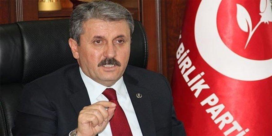 Destici: PKK 50 bin militan yetiştiriyor