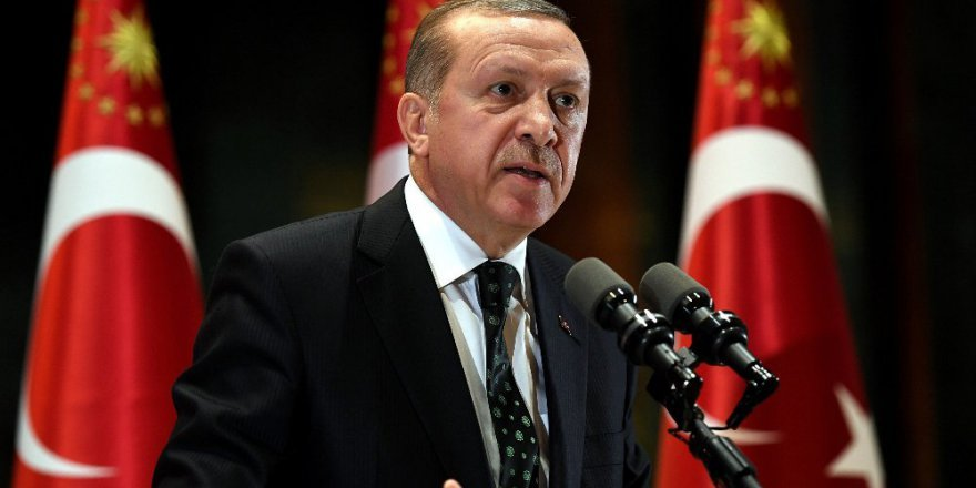 Erdoğan: FETÖ'cü memurlar atıldı diye işler aksamıyor