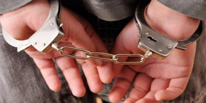 Konya'da FETÖ'den bin 582 kişi tutuklandı
