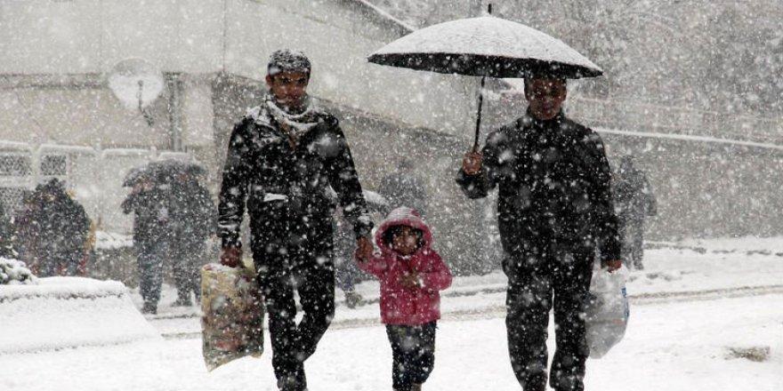 Bu hafta kar var mı? 5 günlük hava durumu raporu