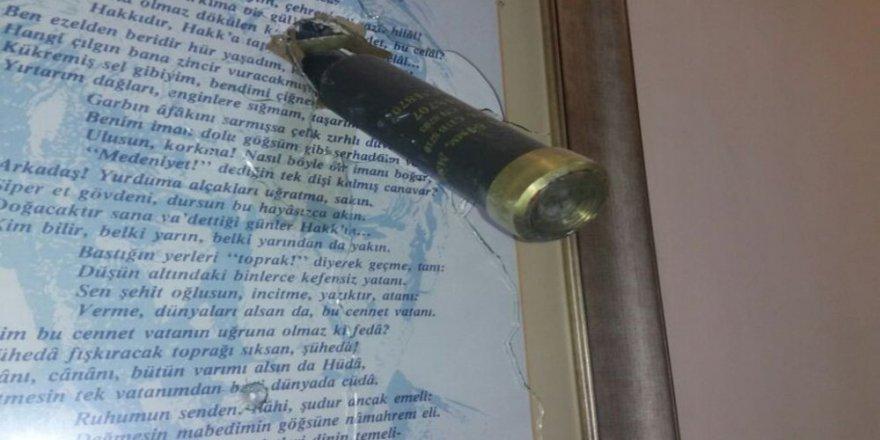 AK Parti İstanbul İl Binasına Lav Silahıyla Saldırı