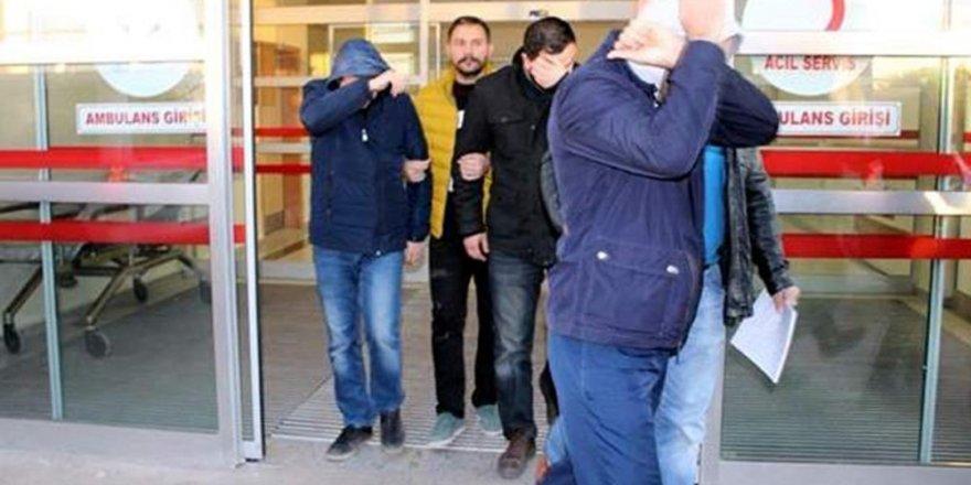 3 ilde FETÖ operasyonu: 9 kişi tutuklandı