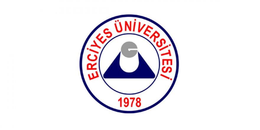 Erciyes Üniversitesi Sözleşmeli Personel Alım İlanı