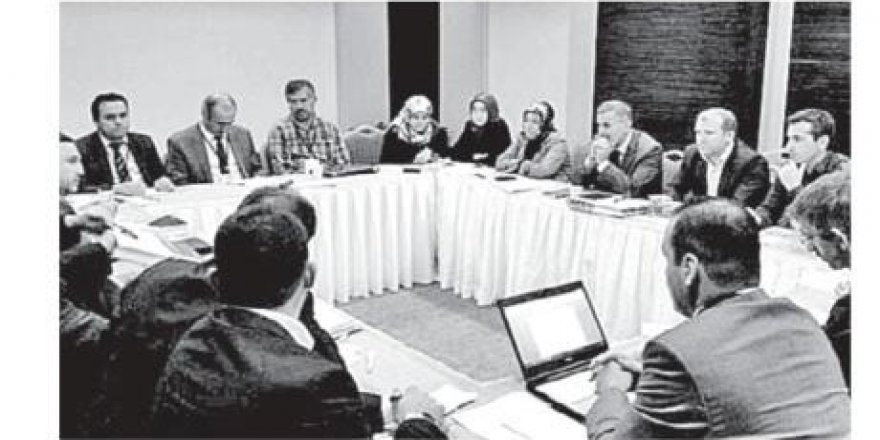 Öğretmen Ve Akademisyenler TİMAV Çalıştayında