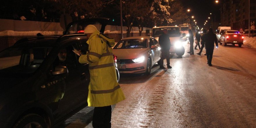 50 bin 696 polis katıldı: Ülke genelinde asayiş uygulaması