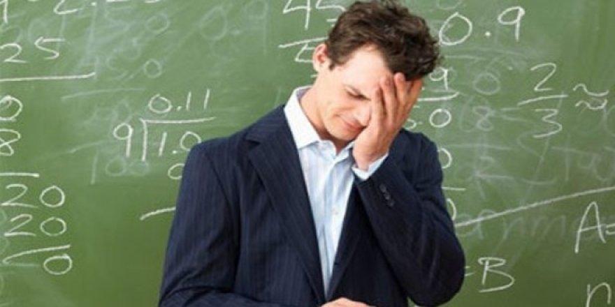 Öğretmen adaylarının çoğu sınıfta kaldı