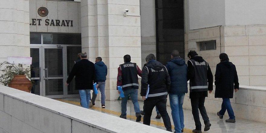 25 ilde dev FETÖ operasyonu: 177 polise gözaltı kararı