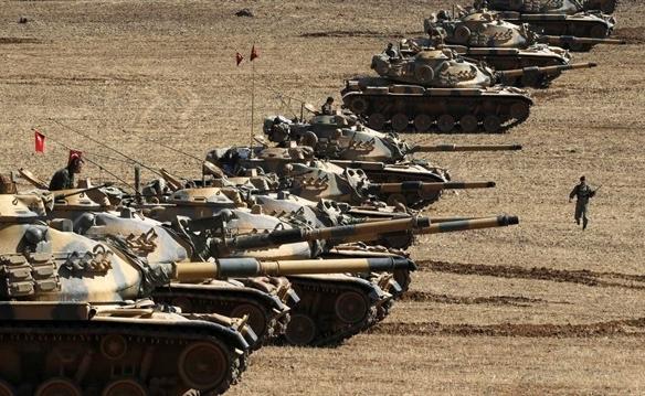 """Rusya """"Kazaen"""" Türk birliğini vurdu"""
