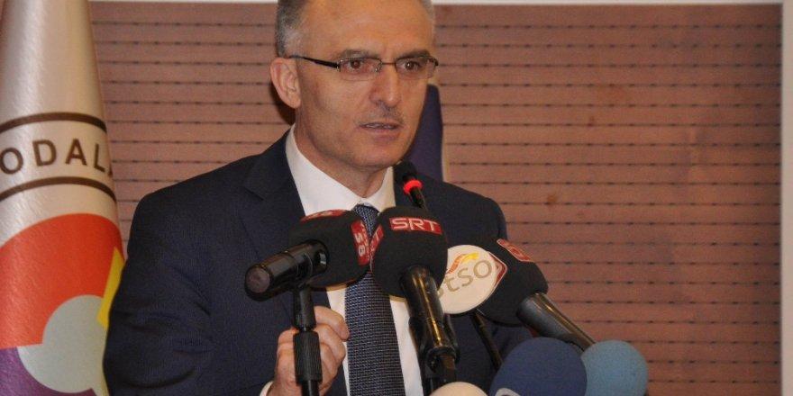 Bakan Ağbal'dan 'Genel Sağlık Sigortası' açıklaması