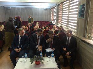 """""""Anadolu Mektebi"""" projesinde öğretmenler buluşması gerçekleşti"""