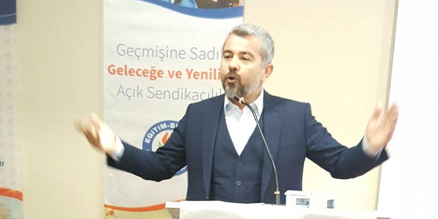 Atilla Olçum: Millet için, geleceğimiz için sorumluluk almayı sürdüreceğiz