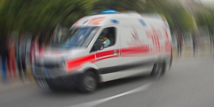 Göreve giden askerler kaza yaptı: 1 şehit, 5 yaralı