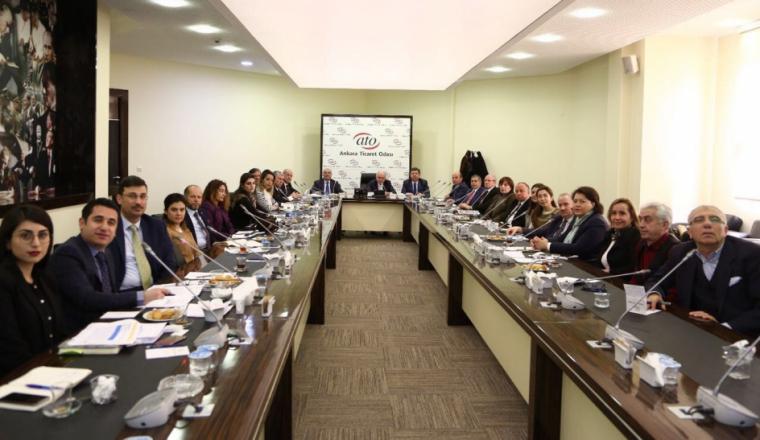 Okul-Sektör İşbirliği toplantısı yapıldı