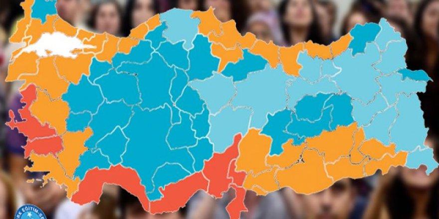 Ücretli Öğretmen Sayısında Şok Artış: 81 İl'de 63 Bin