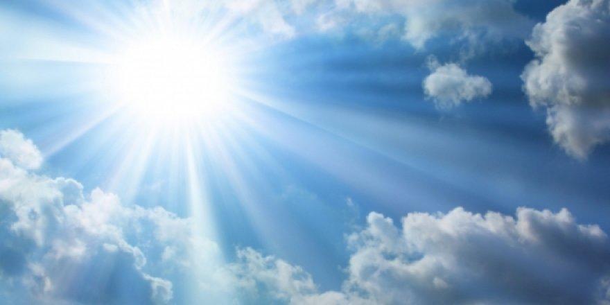 Hava sıcaklığı 4 ila 6 derece artacak - Haritalı hava durumu