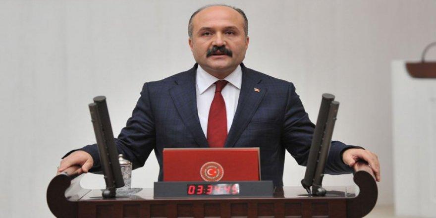 MHP'li Usta: İhraç edilen öğretmenler arasında ülkü ocaklarından...