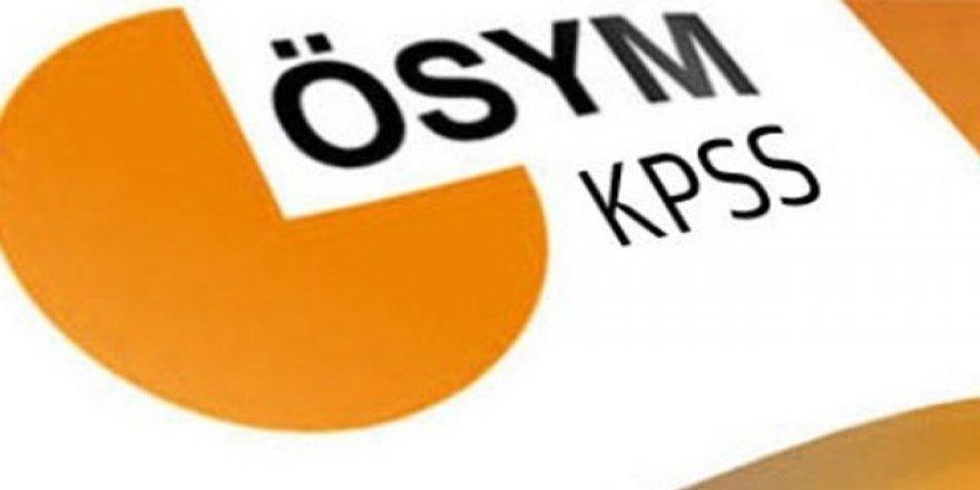 ÖSYM'den branş sıralaması açıklaması