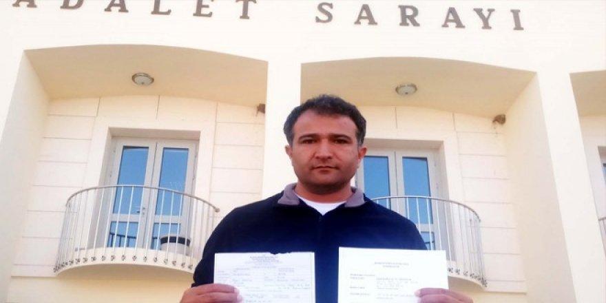 İhraç edilen öğretmen eylem yaptı, 3 bin 405 TL ceza aldı!