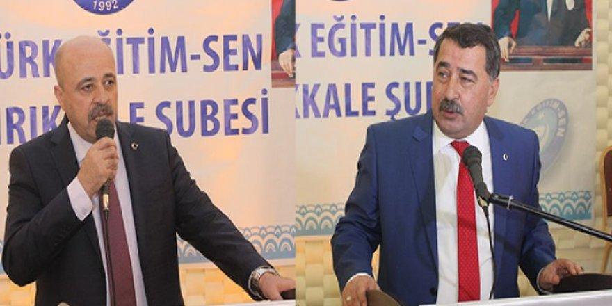 Türk Eğitim-Sen: Eğitim sistemi rayından çıktı!