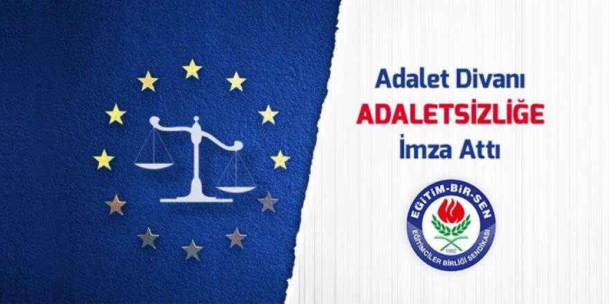 Ali Yalçın'dan Avrupa Adalet Divanı'na Başörtüsü Tepkisi