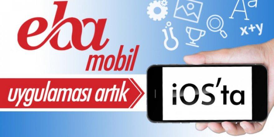 EBA mobil uygulaması artık iOS'ta