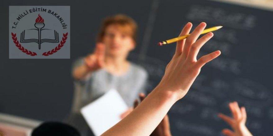 Sözleşmeli Öğretmenliğe Ek Atama Duyurusu