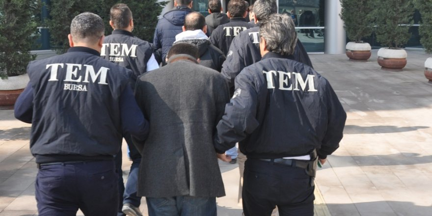 FETÖ soruşturmasında 3 öğretmen tutuklandı