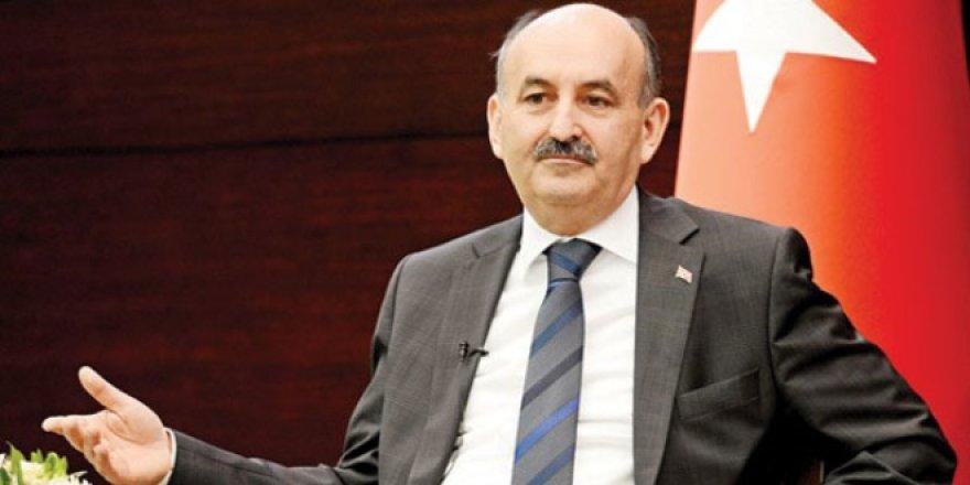Bakan Müezzinoğlu: 32 Bin Kişi Görevine İade Edildi