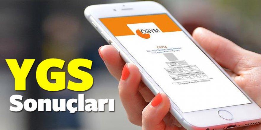 Telefondan YGS sınav sonucunu öğren! Mobil YGS sonuçları