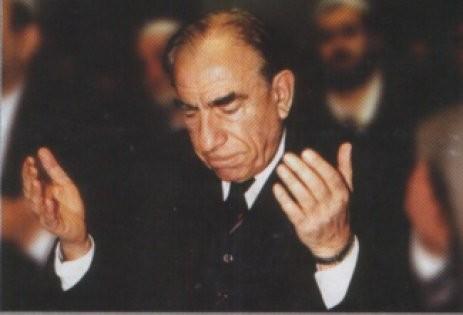 Alparslan Türkeş'in vefatının 20.yılı
