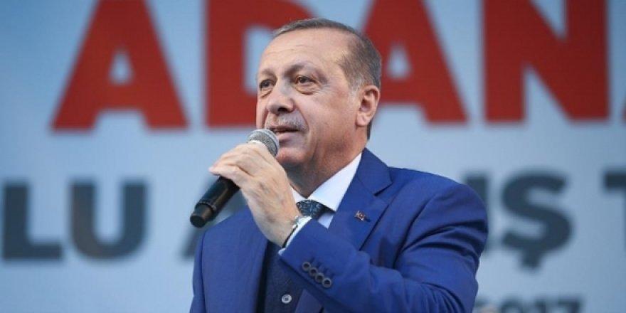 Cumhurbaşkanı Erdoğan'dan 'anket' açıklaması