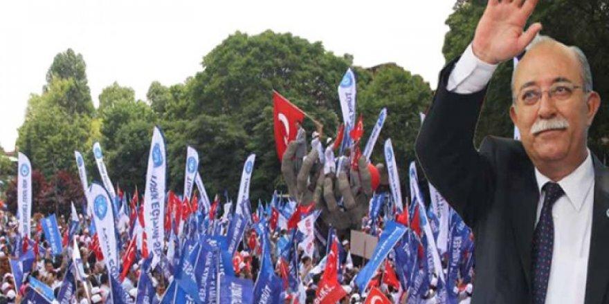 Türkiye Kamu-Sen 1 Mayıs'ı Eskişehir'de Kutlayacak