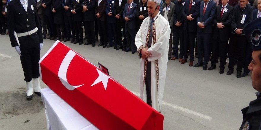 Şehit polis Murat Ködük son yolculuğuna uğurlandı