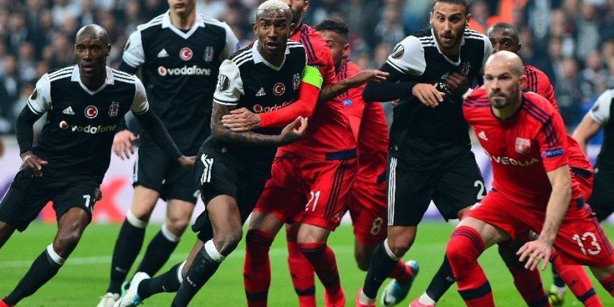 Beşiktaş'tan Avrupa'ya dramatik veda