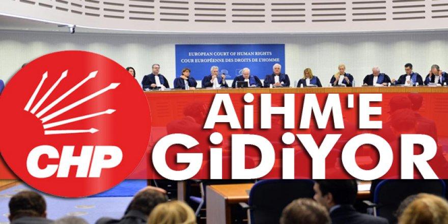 CHP Kararını Verdi: Referandum için AİHM'ye gidiyor